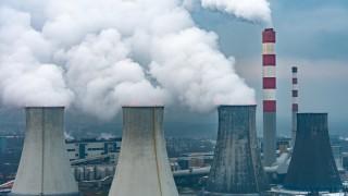 Kohlekraftwerk Laziska bei Kattowitz