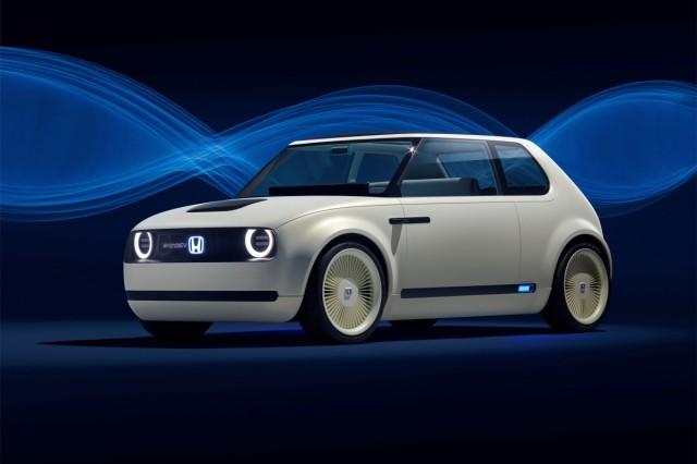 Honda Urban EV Elektroauto