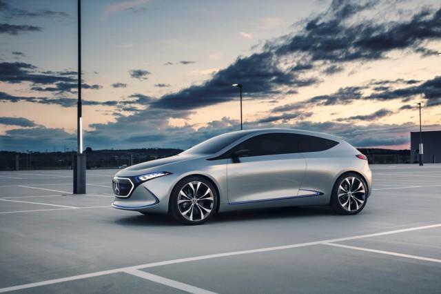 Mercedes-Benz Elektroauto EQA