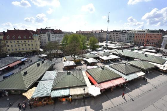 Die Münchner Innenstadt Verändert Ihr Gesicht München