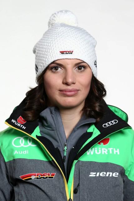 DSV Einkleidung in Herzogenaurach bei Adidas Celia Funkler Herzogenaurach Bayern Deutschland *** DS; Skicross