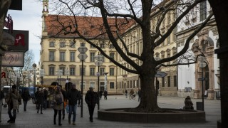 Alte Akademie in München (Wilhelminum), 2018