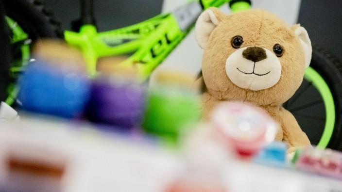 Stiftung Warentest zu 'Sicherheit von Kinderprodukten'