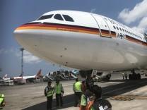 Regierungsflugzeug ´Konrad Adenauer