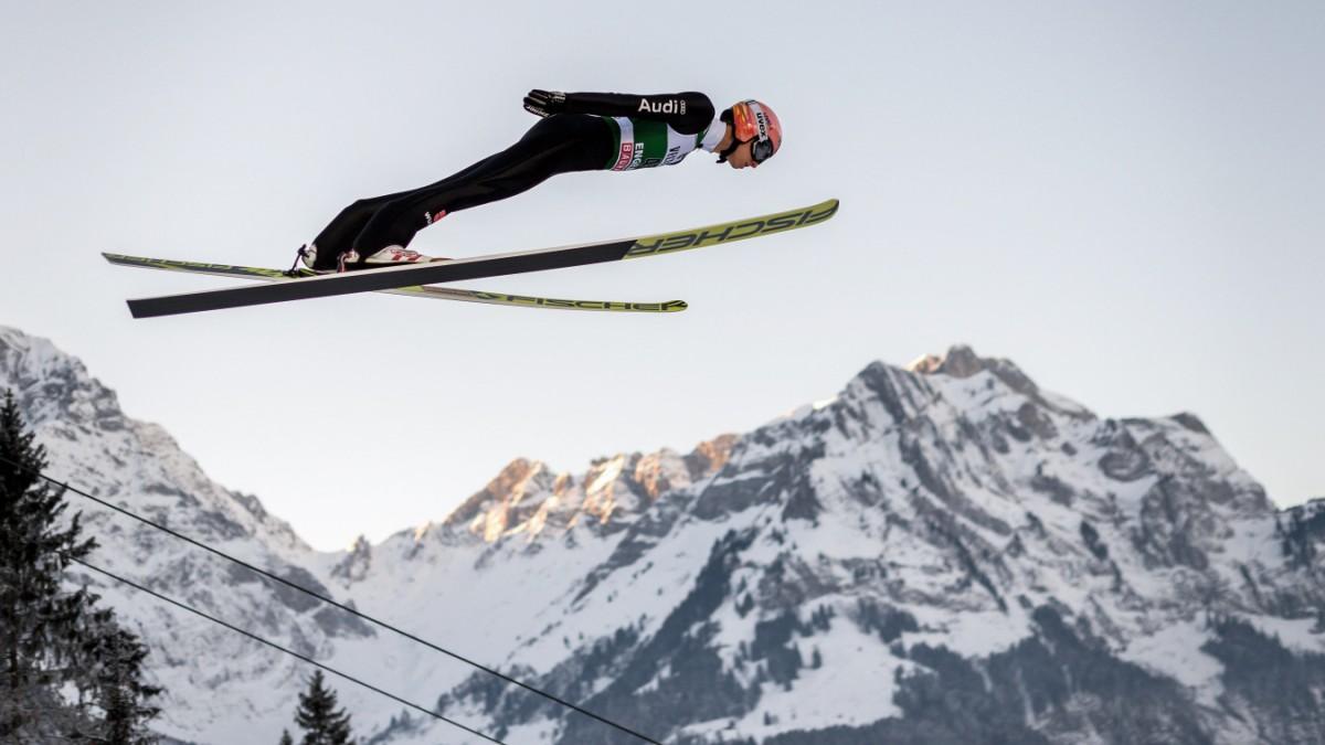 Skispringen - Euphorie vor der Tournee