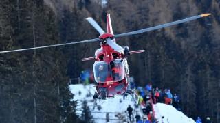 Ski alpin Sturz von Marc Gisin