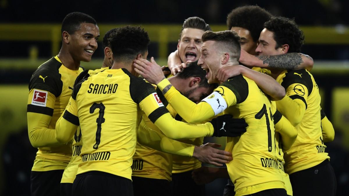 Dortmund ist Herbstmeister