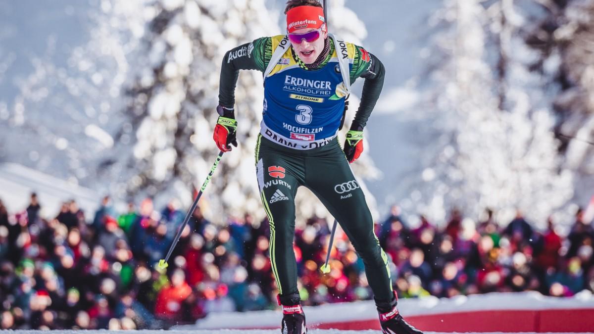 Biathlon - Dolls toller Schlussspurt in Hochfilzen