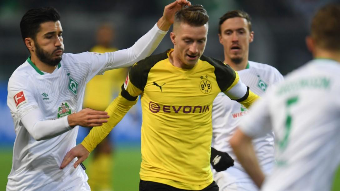 Dortmund ist Herbstmeister in der Bundesliga