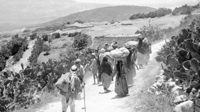 MIDEAST-ISRAEL-60YEARS