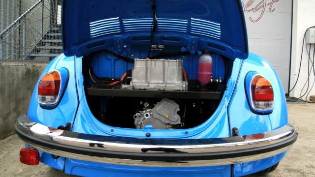 Elektromobilität Umbau
