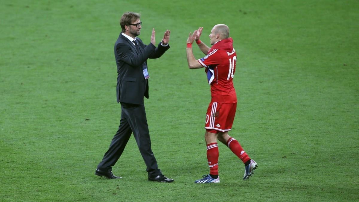 Fc Bayern Gegen Liverpool Das Schwerste Los Sport Sz De