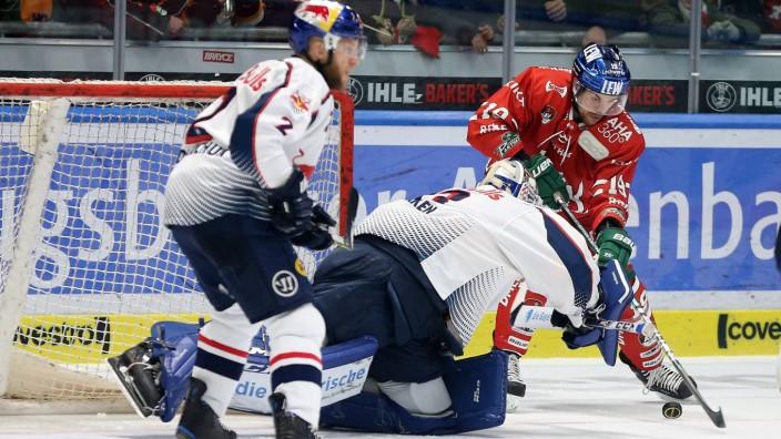 Ice hockey Eishockey DEL Augsburg vs RB Muenchen AUGSBURG GERMANY 16 DEC 18 ICE HOCKEY DEL