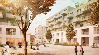 Der Siegerentwurf der Architekten zur McGraw-Kaserne in Obergiesing
