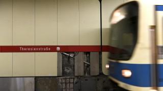 Maxvorstadt U-Bahn Bahnhof Sanierung