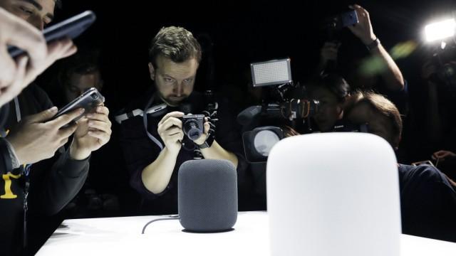 Apple-HomePod Release