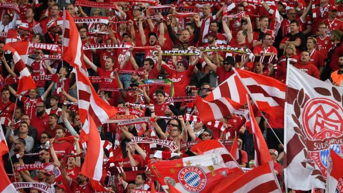 Bayern munchen fan geschenk