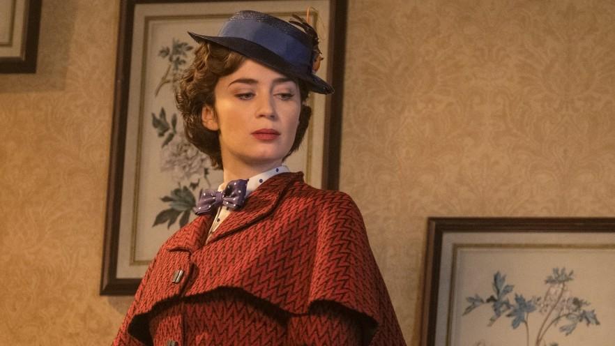 Mary Poppins Rückkehr Im Kino Süßes Für Bittere Zeiten Kultur