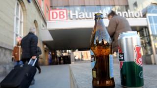 Politik in München Diskussion um Alkoholverbot