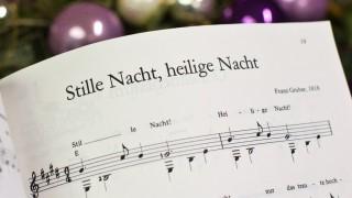 Stille Nacht Melodie Hat Sofort Eingeschlagen Kultur