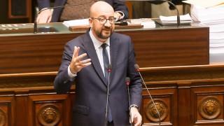 Belgischer Regierungschef kündigt Rücktritt an