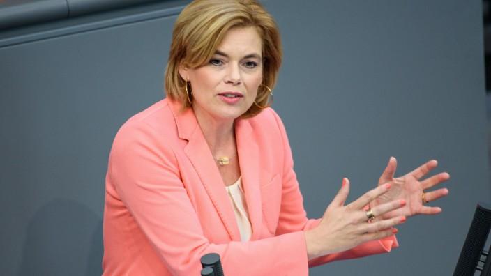 Julia Köckner in Berlin