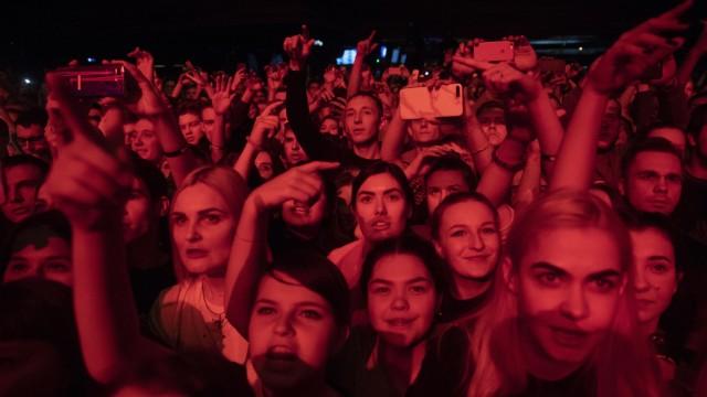 Kreml Rap in Russland