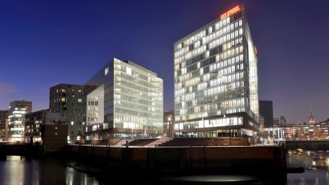 Layoffs To Hit Spiegel Publishing House