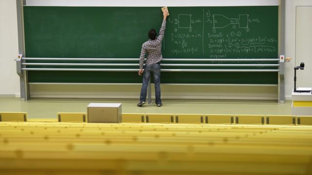 Bis zu 25 neue Professorenstellen für junge Wissenschaftler