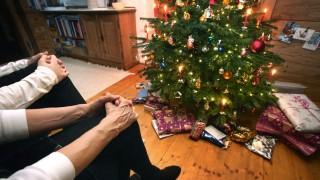 Weihnachten - seltsame Rückkehr in die Kindheit