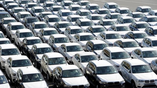 BMW sieht Trumps Strafzoll-Drohungen gelassen