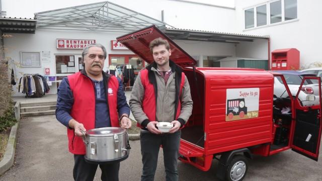 Freising Jugendarbeit mit dem Suppenmobil