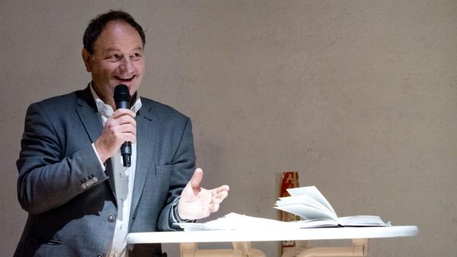 Pf. Rainer Maria Schießler Lesung