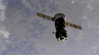 Gerst Rückkehr ISS Sojus