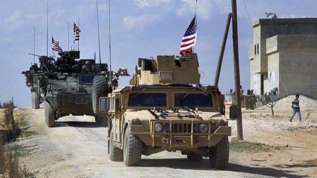 US-Truppen in den Syrien