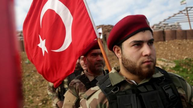 Politik Türkei Türkei-Einsatz gegen Kurden