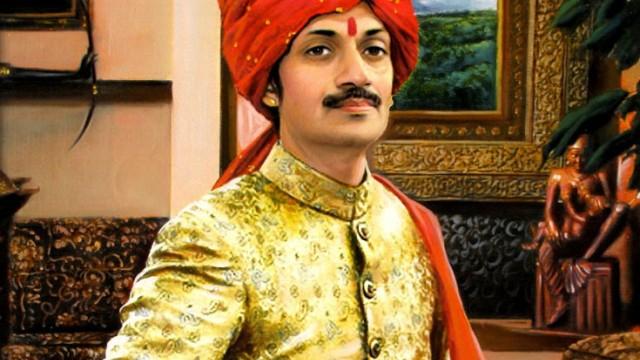 Manvendra Singh Gohil