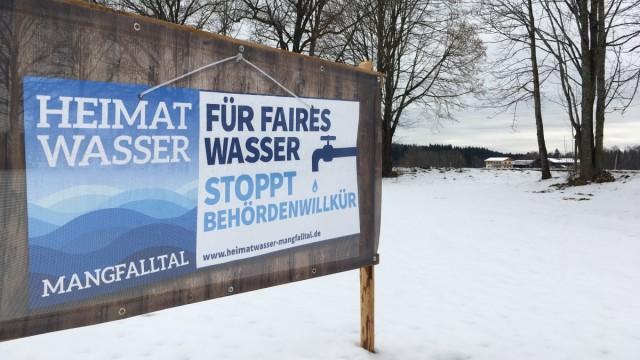 Umwelt und Naturschutz in Bayern Mangfalltal