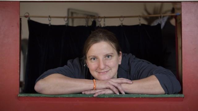 Birgit Tobisch-Haupt, Regisseurin für Kindertheater, 2018