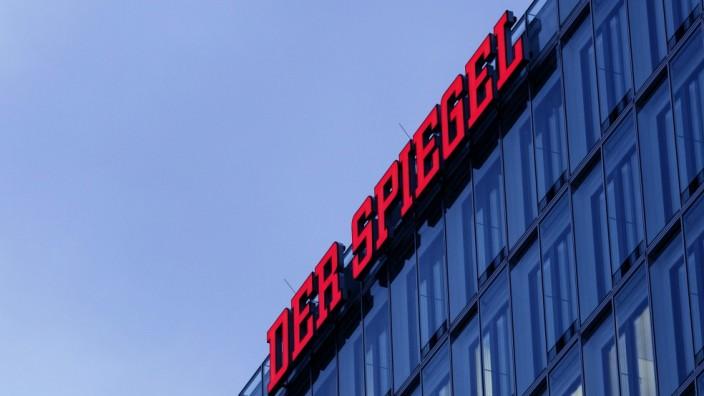 Spiegel-Zentrale in Hamburg
