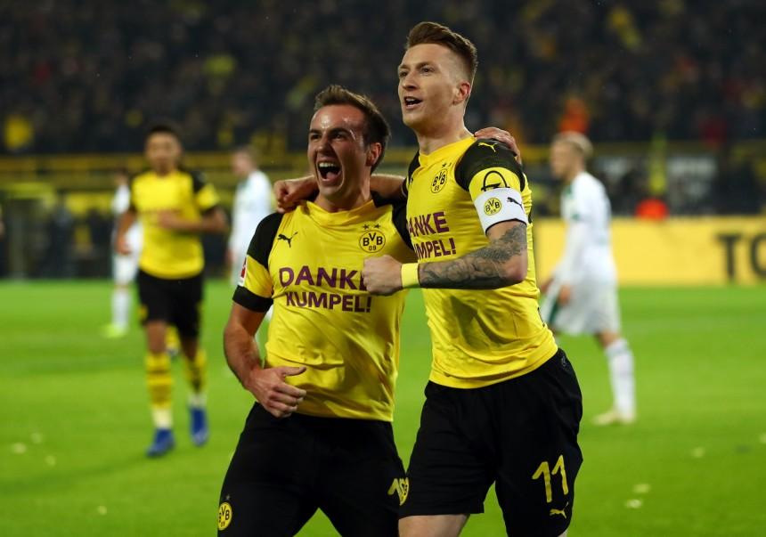 Bundesliga Favre Kriegt In Dortmund Auch Gotze Hin Sport