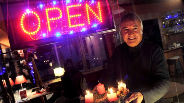 Starnberg: BHF Cafe Stellwerk