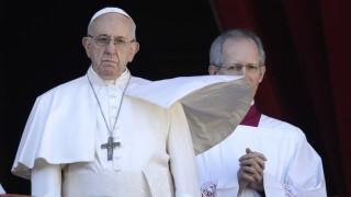 Katholische Kirche Papst Franziskus