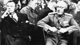 60 Jahre Nürnberger Kriegsverbrecherprozess