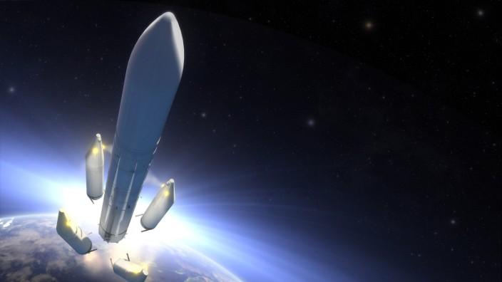 KORREKTUR: Bundesregierung will Gelder für Raumfahrtagentur Esa kürzen