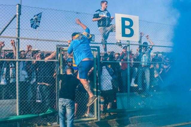 JRB2018 Topspiel gegen TSV 1860 München
