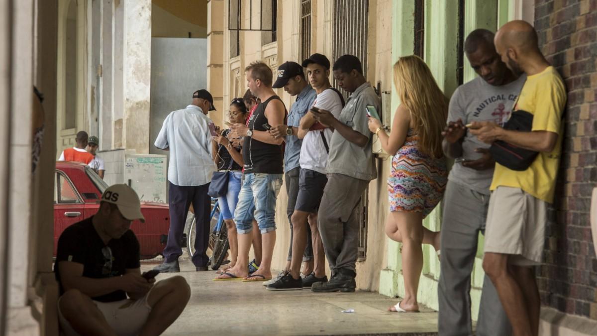 Kuba: Buena Vista Social Network