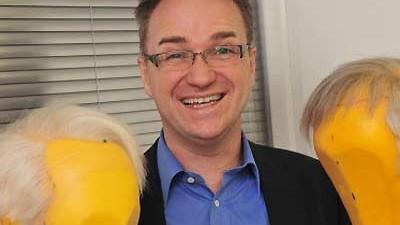 Bundestagswahl Kabarettist Wolfgang Krebs
