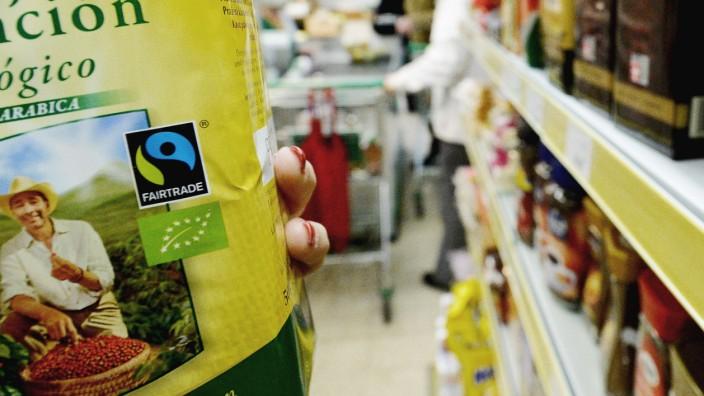 Nachhaltigkeit Fair Trade Konsum