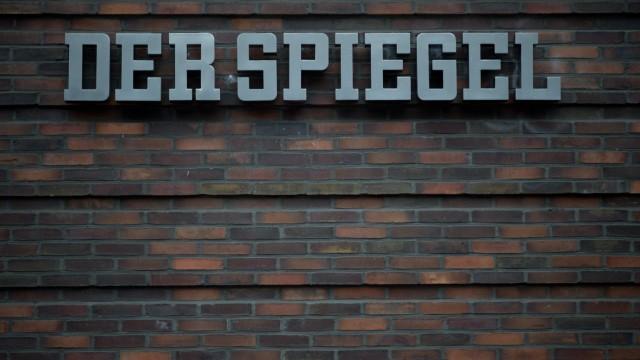 """Journalismus Fälschungsskandal beim """"Spiegel"""""""